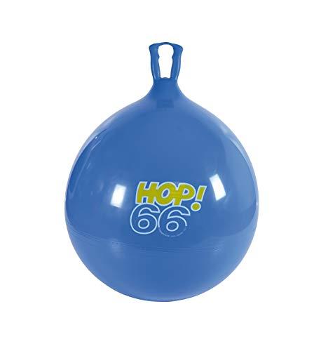 Gymnic 80.66 - Hüpfball Hop 66, blau