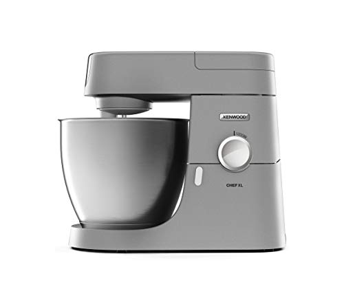 Kenwood KVL4100S Chef Küchenmaschine, Edelstahl, 6.7 liters, Silber