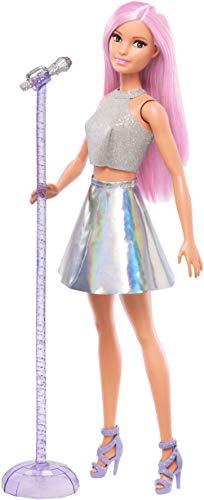 Barbie Sängerin Puppe