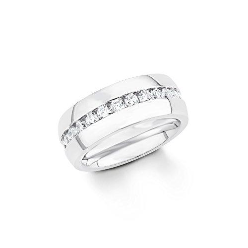 58 Silber rosévergoldet Gr s.Oliver  Ring Damen Damenring 925// 18,5