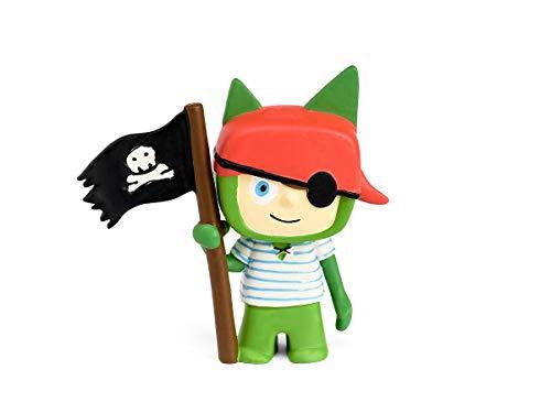 tonies Hörfiguren für Toniebox - Kreativ Pirat - ca. 90 Minuten Speicher für Deine Musik, Geschichten,...