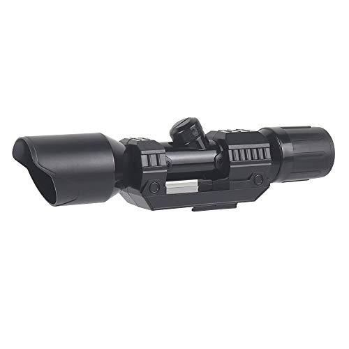 Zielfernrohr für Nerf Gun Spielzeug, Aufsatz aus Kunststoff mit Fadenkreuz Zubehör für Nerf Stryfe,...