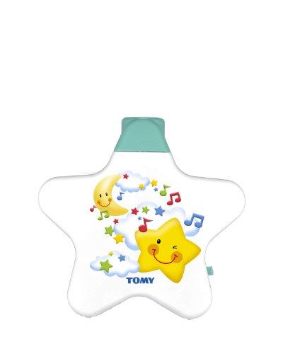 Starlight Traumshow (weiß), das TOMY Nachtlicht fürs Kinderzimmer. Die ideale Einschlafhilfe für Babys...