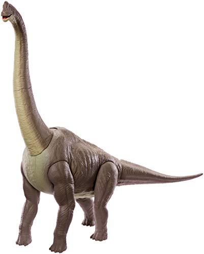 Jurassic World GNC31 - Brachiosaurus mit beweglichen Teilen, Spielzeug ab 4 Jahren