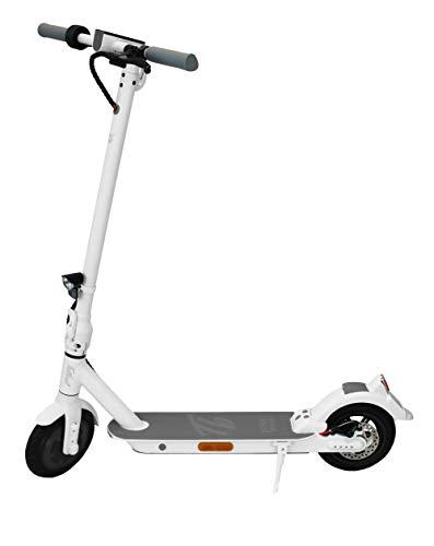 Trittbrett E-Scooter - Kalle - E-Roller mit Straßenzulassung (ABE gemäß STVZO) LG-Batterie &...