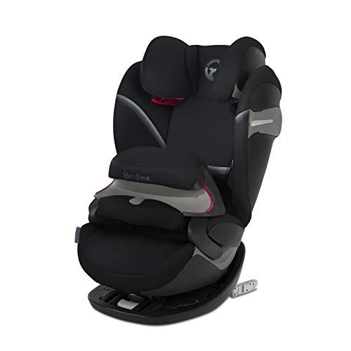 CYBEX Gold 2-in-1 Kinder-Autositz Pallas S-Fix, Für Autos mit und ohne ISOFIX, Gruppe 1/2/3 (9-36 kg),...