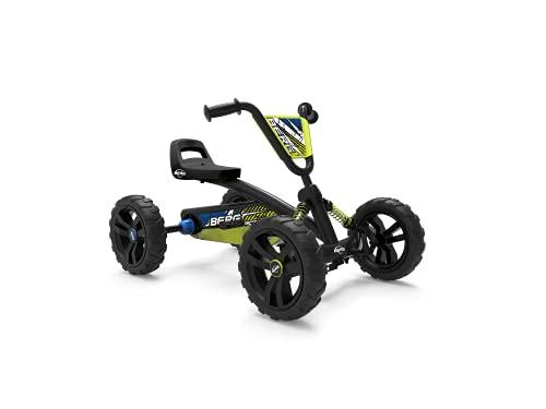 BERG Pedal-Gokart Buzzy Volt | Kinderfahrzeug, Tretauto, Sicherheit und Stabilität, Kinderspielzeug...