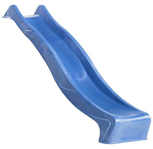 Wellenrutsche reX mit Wasseranschluss 2,30 m - Blau
