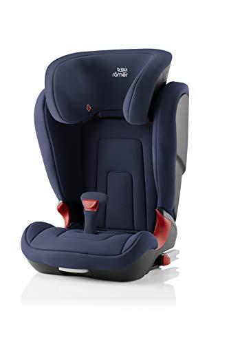 Britax Römer Kindersitz 3,5 - 12 Jahre I 15 - 36 kg I KIDFIX 2 R Autositz Gruppe 2/3 I Moonlight Blue