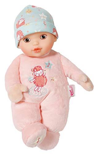 Baby Annabell Sleep Well 30cm Puppe - Aufnahme von Schlafliedern - Klein & Weich - Leicht für Kleine...