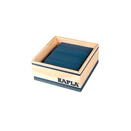 Kapla - 40 Stück - Farbe: Hellblau