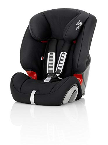 Britax Römer Kindersitz 9 Monate - 12 Jahre I 9 - 36 kg I EVOLVA 123 Autositz Gruppe 1/2/3 I Cosmos...