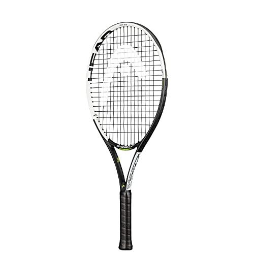 HEAD Unisex Jugend Speed 25 Tennis Racket, mehrfarbig, 8-10 Jahre