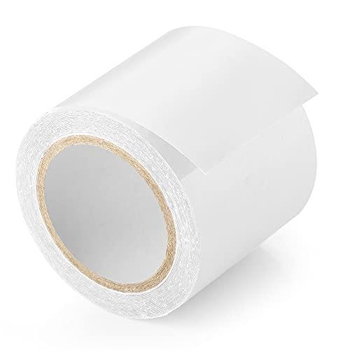 ecooe Zelt Klebeband 5M x 5CM Zelt Reparaturband Transparent wasserdichte Professionell geeignet für...