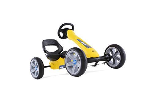 BERG Gokart Reppy Rider | KinderFahrzeug, Tretauto mit Optimale Sicherheid, Mit Option zur Soundbox,...