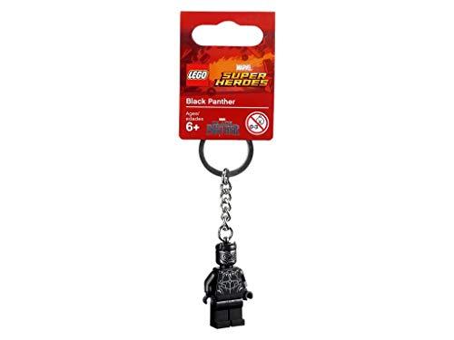 LEGO Super Heroes Black Panther Schlüsselanhänger 853771
