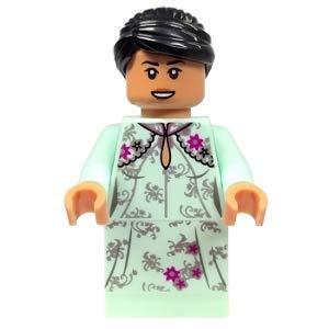 LEGO Harry Potter Cho Chang Light Aqua Kleid Minifigur von 75981 (Beutel)