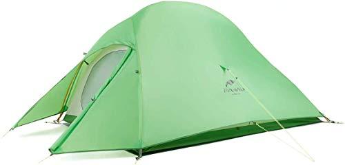 Naturehike Cloud-up 2 Upgrade Ultraleichte Zelte Doppelten 2 Personen Zelt 3-4 Saison für Camping...
