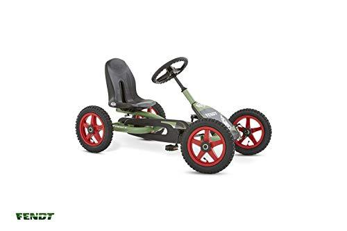 Berg Pedal Gokart Buddy Fendt | Kinderfahrzeug, Tretauto mit Optimale Sicherheid, Luftreifen und...