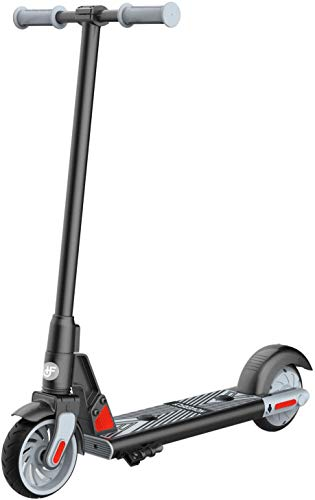 Elektro Scooter für Kinder, HOVERFLY GKS 150W Elektro Kinderroller ab 6 bis 12 Jahren, Electric Roller...