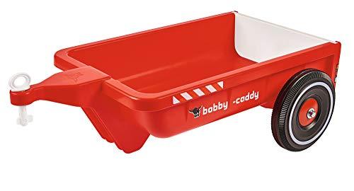 BIG-Bobby-Caddy - Bobby-Car Anhänger für drinnen und draußen, für das BIG-Bobby-Car, Ladevolumen: 3...