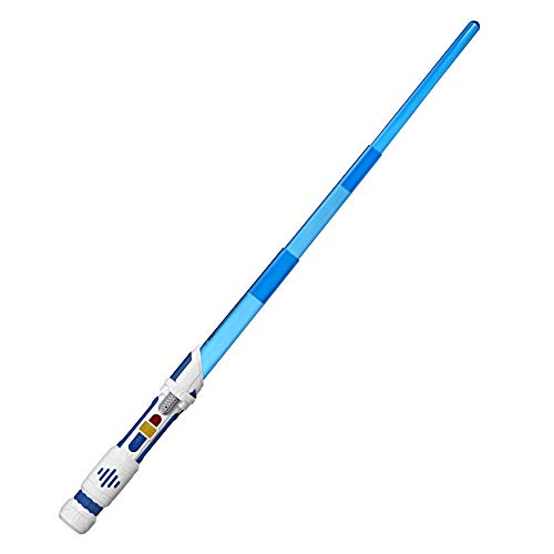 Hasbro Star Wars Scream Saber Lichtschwert Spielzeug, die eigenen Lichtschwert Sounds aufnehmen und...