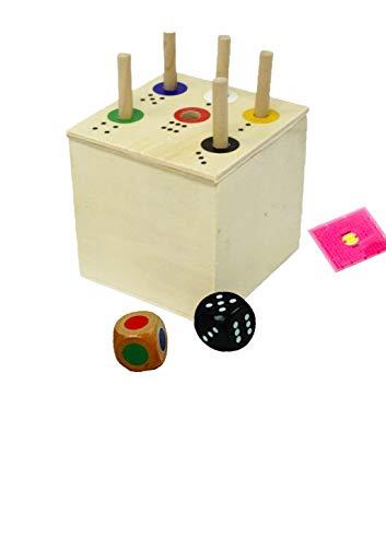 Ab in die Box - Unterhaltsames 'Glücksspiel'