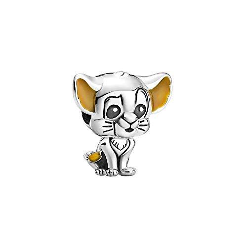 Pandora Disney Simba Charm