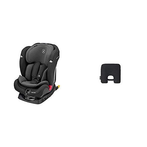 Maxi-Cosi Titan Plus, mitwachsender Kindersitz mit ISOFIX, ClimaFlow Funktion, Gruppe 1/2/3 Autositz...