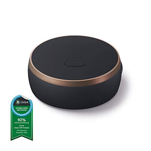 Vodafone Curve smarter GPS-Tracker mit integrierter smart SIM, Leichter Tracker für Taschen, Hunde,...