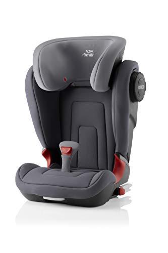 BRITAX RÖMER Kindersitz 15-36 kg KIDFIX 2 S, mit zusätzlichem Seitenaufprallschutz für Kinder (Gruppe...
