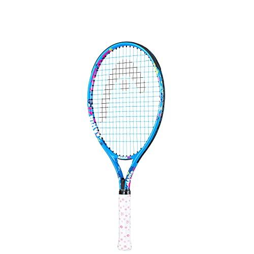 HEAD Unisex Jugend Maria 23 Tennis Racket, mehrfarbig, 6-8 Jahre