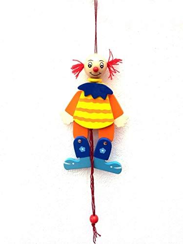 Brink Holzspielzeug Hampelmann Clown