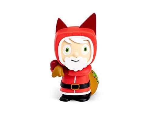 tonies Hörfiguren für Toniebox - Kreativ Weihnachtsmann - ca. 90 Minuten Speicher für Deine Musik,...