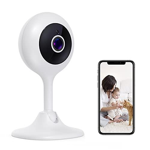 Babyphone,Video Babyphone, Home Security Kamera 1080P FHD 2.4G WiFi Kamera Babyphone Long Range Babyphone...