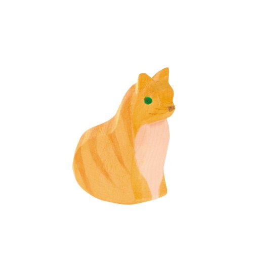 Ostheimer Katze sitzend H 5,7 cm Ostheimer 11401