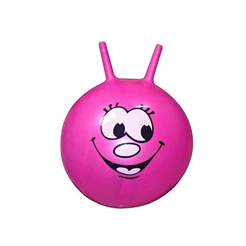 Hüpfball mit Griffen für Kinder Ø37,5cm Sprungball Gymnastikball Springball