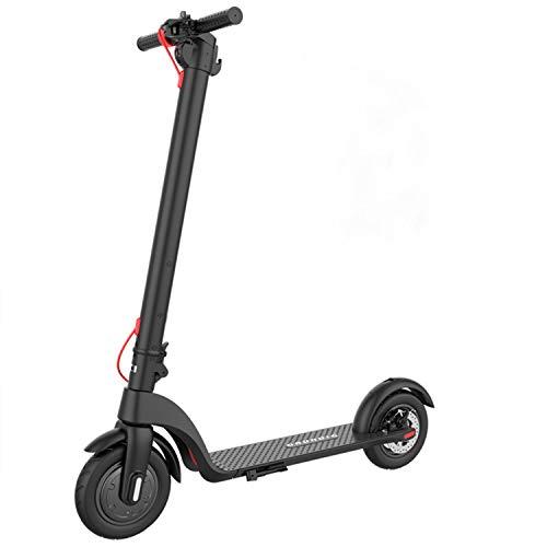 GRUNDIG E-Scooter Elektroroller, Faltbarer Elektro Scooter Roller für Erwachsene und Jugendliche mit...