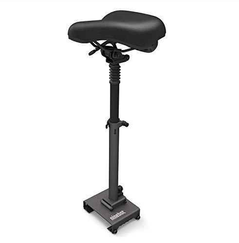 SPEDWHEL Original stoßdämpfender klappbarer Sitzsattel für NINEBOT MAX G30 Elektroroller Kickscooter