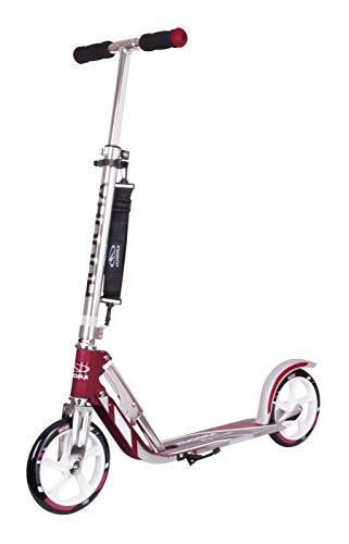 HUDORA 14764/01 BigWheel 205-Das Original mit RX Pro Technologie-Tret-Roller klappbar-City-Scooter,...