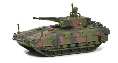 Schuco 452642100 Schützenpanzer Puma, Military, Modellfahrzeug, 1:87, Flecktarn