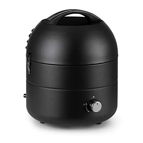 Klarstein Daredevil - Gasgrill BBQ-Gasbrenner Camping-Gasgrill, 2,5 kW, Gastyp: Butan/Propan, Grill: Ø...