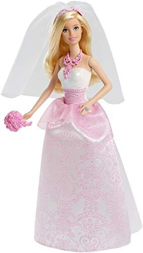 Mattel Barbie CFF37 - Braut Barbie