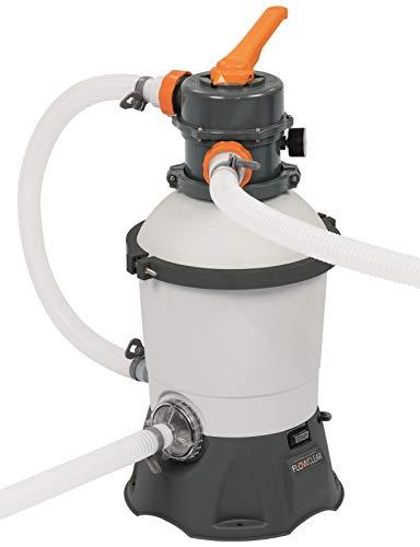 Bestway Flowclear Sandfilteranlage mit ChemConnect 2,006 l/h