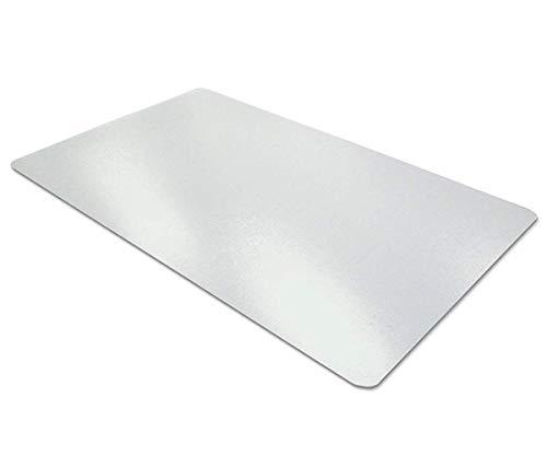 Transparente Schreibtischunterlage   Rutschfest   Runde Kanten   90 * 40 cm  Schreibmatte   PVC...