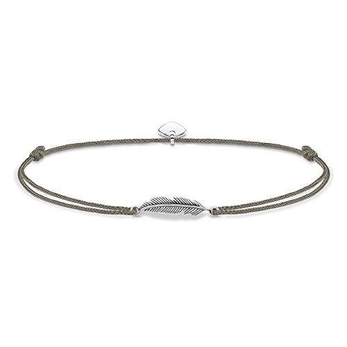 Thomas Sabo Damen Fußkettchen Silber - LSAK003-907-5-L27v