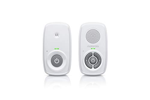 Motorola Baby MBP21 Babyphone Audio - Digitales Babyfon mit DECT-Technologie zur Audio-Überwachung - 300...