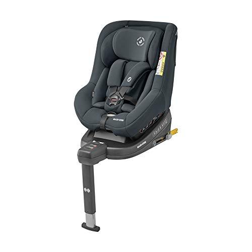 Maxi-Cosi Beryl Kindersitz, mitwachsender Autositz mit ISOFIX oder Gurt Installation geeignet für jedes...