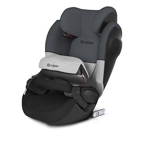 CYBEX Silver 2-in-1 Kinder-Autositz Pallas M-Fix SL, Für Autos mit und ohne ISOFIX, Gruppe 1/2/3 (9-36...