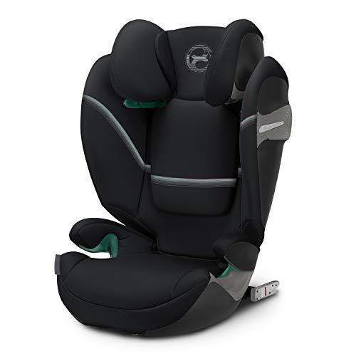 CYBEX Gold Kinder-Autositz Solution S i-Fix, Für Autos mit und ohne ISOFIX, 100 - 150 cm, Ab ca. 3 bis...